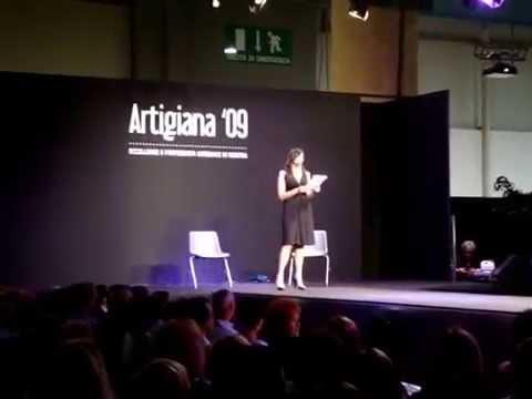 Luisa Corna Artigiana 2009 – Malpensa Fiere