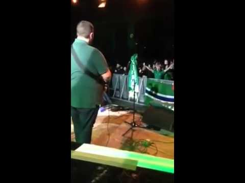 Glasnevin - Back home in Derry - Live in Milan 2015