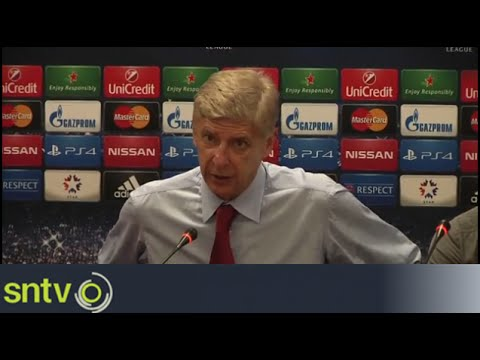 Wenger admits Arsenal are short at the back