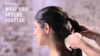 Updo Hair Tutorial for the Office | Style Studio | TRESemmé