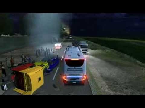 uk truck simulator bus indonesia bandung express youtube. Black Bedroom Furniture Sets. Home Design Ideas