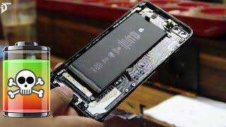 Apakah Charge HP Semalaman Bikin Baterai Cepat Rusak ?