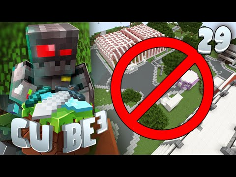 Minecraft Cube SMP S3 Episode 29: Calling Out South