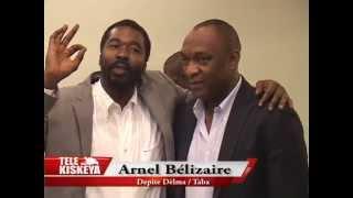 VIDEO: Haiti - Rankont Arnel Belizaire ak Youri Latortue - Movez Akey?
