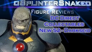 Figure Review - DC Direct/Collectables - New 52 - Darkseid