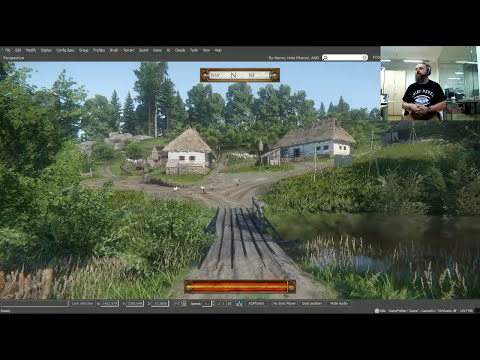 Kingdom Come: Deliverance Live Stream