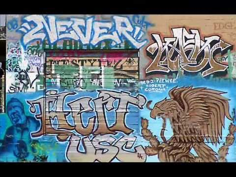 LA City Graff vol.8 Fuck Sony Music for being bitches. Can't Stop, Wont stop Hip-Hop Video