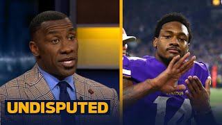 Skip and Shannon react to Vikings' 29-24 win over the Saints in the NFL playoffs   UNDISPUTED
