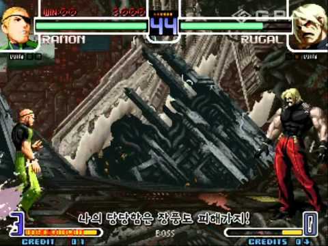 Kof 2002 Ramon Vs. Cpu Ruga