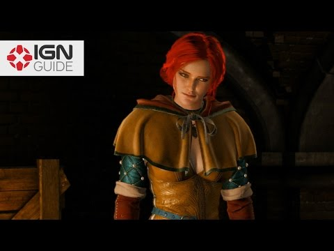 Walkthrough - The Witcher 3 Wiki Guide - IGN