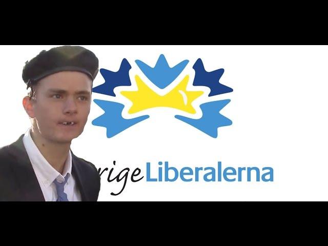 Swedish Politics with Hans - Folkpartiet!