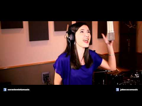 Thumbnail of video Gym Class Heroes ft. Adam Levine - Stereo Hearts (Cover by Sara Niemietz)