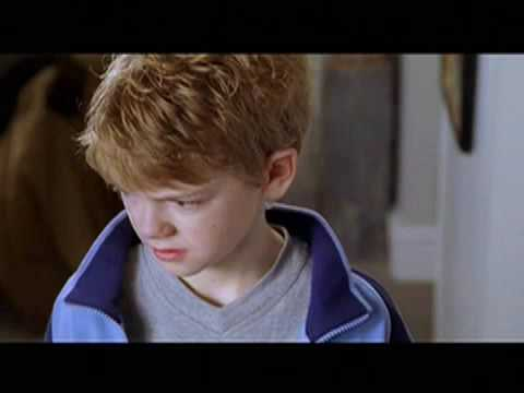Thomas Sangster & Liam Neeson in Love Actually Video