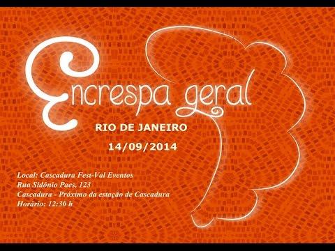 Encrespa Geral - Rio de Janeiro 2014