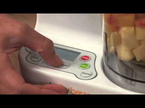 Baby Brezza Prima to Feed your Baby Nutritious Homemade Food | Williams-Sonoma