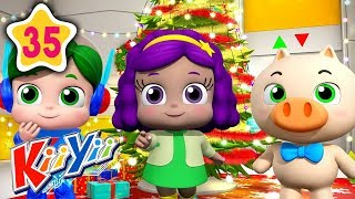 Deck The Halls | Christmas Special! | by KiiYii | Nursery Rhymes & Kids Songs