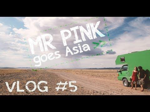 Auf Dschingis Khans Spuren - MR PINK goes Asia - Vlog #5