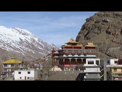 Kaza at a Glance HD - Spiti, Himachal Pradesh