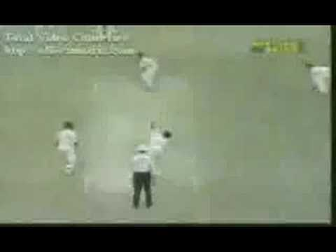 Irfan Pathan.....hat-trick Vs. Pakistan video