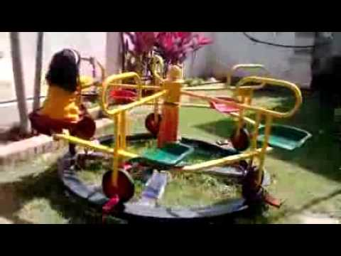 Round Wego at Saaral Resort Kutralam Courtallam By United Marketing Sports Emporium, Tirunelveli