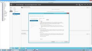 iSCSI Virtual Disks with Windows Server 2012 R2