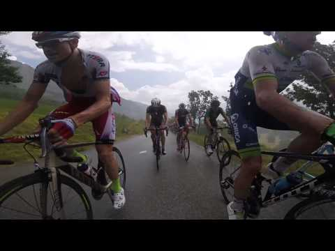 GoPro: Tour de France 2015 - Stage 19 Highlights