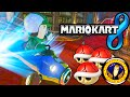 Mario Kart 8: Feather Cup Tournament Online 150cc Heavy Mii Gameplay Walkthrough PART 22 Wii U HD