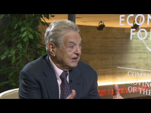 George Soros: 'A new economic reality'