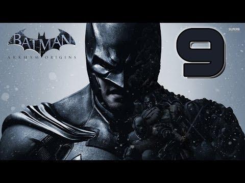 Batman Arkham Origins en Español || Pirateando la comisaría || Parte 9