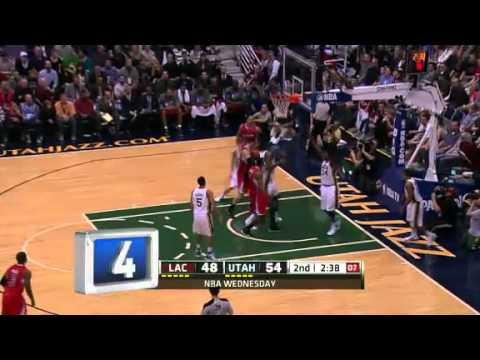 NBA TOP 10  2012.02.03