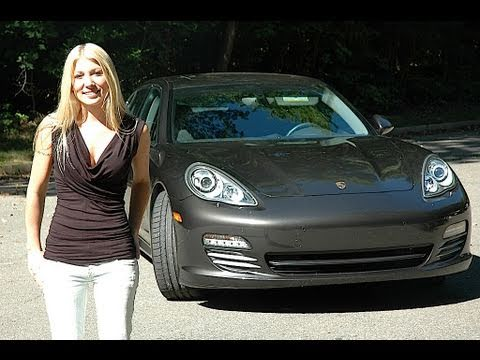 Roadfly.com - 2010 Porsche Panamera 4S Road Test & Review Video