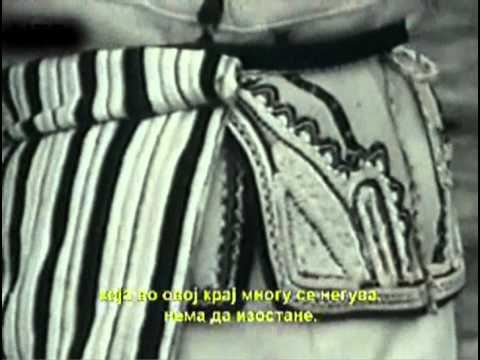 Yugoslav documentary from 1965, language: Serbo-Croatian subtitle: Macedonian language.
