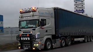 Scania R500 8/