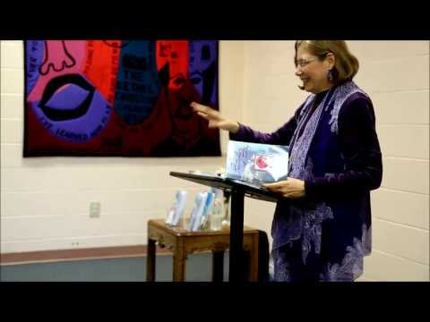 Rose Klix at the Jonesborough Public Library
