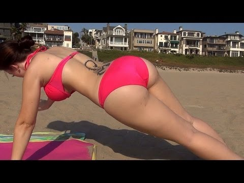 Beautiful BIG BOOTY Girls Fitness Videos!!!!