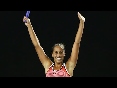 Madison Keys v Ana Ivanovic highlights (3R) | Australian Open 2016