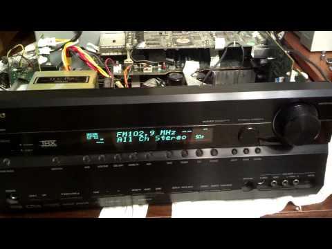 Onkyo TX-SR706 Receiver Repair