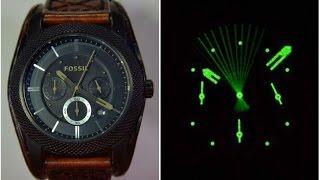 Обзор часов Fossil FS4616