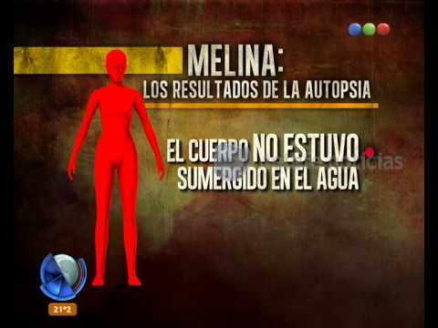 Melina: los resultados de la autopsia - Telefe Noticias