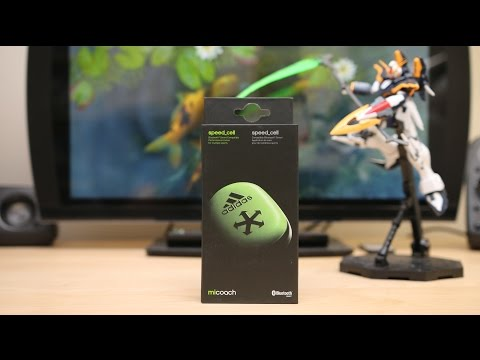 Adidas miCoach Speed Cell Unboxing!