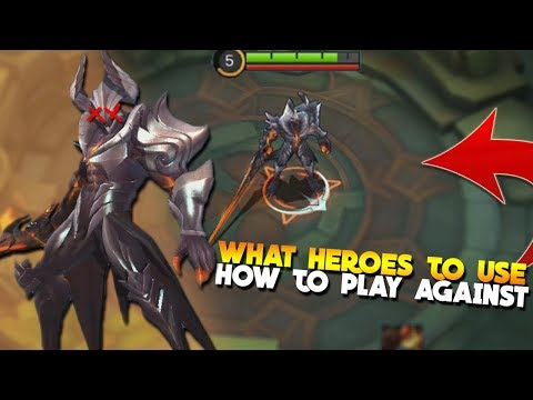 How To Counter Argus (The Best Hero) Mobile Legends New Hero