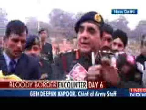 Poonch encounter still rages on in India