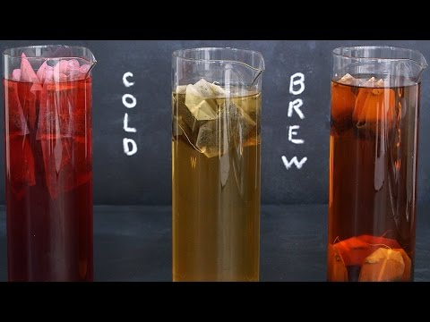 Avoid the Bitter Bite - Cold Brew Tea - Kitchen Conundrums with Thomas Joseph
