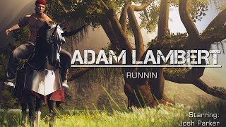 Secondlife Machinima 2016 Adam Lambert - Runnin