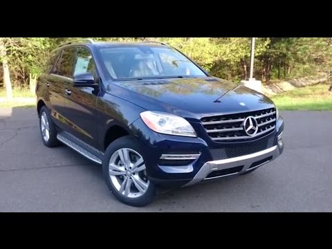 2015 Mercedes-Benz ML250 BlueTec Walk-Around & Tour