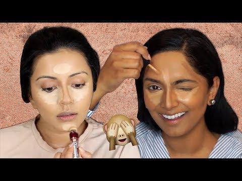 I Tried Following a Kaushal Beauty Tutorial... | Deepica Mutyala