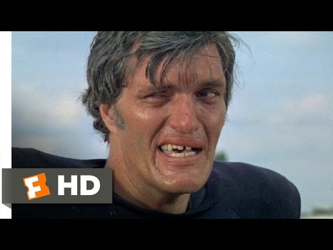 The Longest Yard (3/7) Movie CLIP - A Broken Nose (1974) HD
