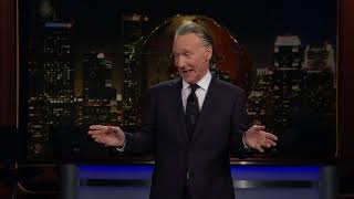 Monologue: A Stain in the Oval Office | Real Time with Bill Maher (HBO)