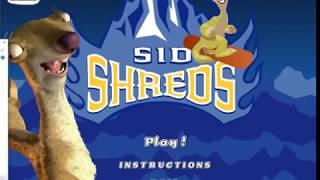 Ice Age - Sid Shreds (HD)