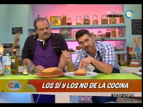 Los Si y los No de la cocina: Budín de vainilla.